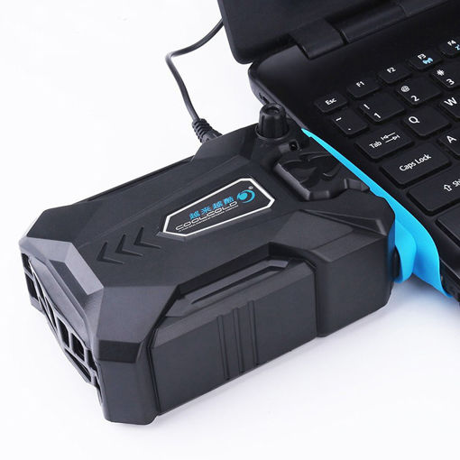 MF Product Strike 0620 Taşınabilir Harici Vakumlu Gaming USB Laptop Soğutucu Fan resmi