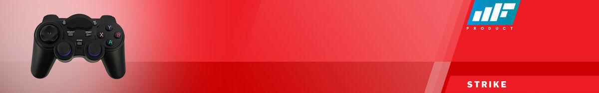 MF Product Strike 0622 Kablosuz PS3 Oyun Kolu Siyah, senin için yola çıkmaya hazır!