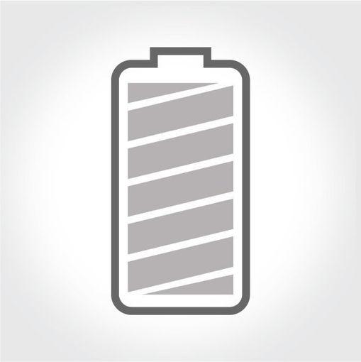 1200 mAh Şarj Edilebilir Batarya