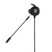 MF Product Strike 0639 Mikrofonlu Kablolu Kulak İçi Oyuncu Kulaklığı Siyah resmi