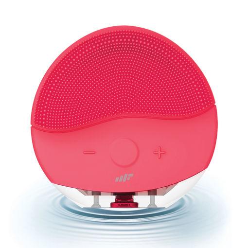 MF Product Allure 0518 Yüz Temizleme ve Masaj Cihazı Kırmızı resmi