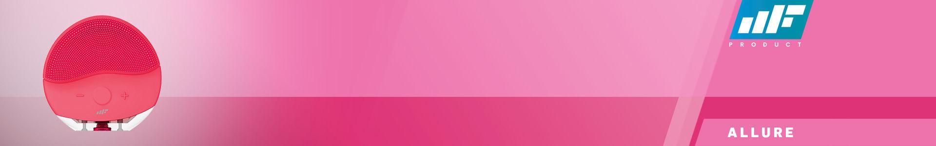 MF Product Allure 0518 Yüz Temizleme ve Masaj Cihazı Kırmızı için en iyi fiyatı buldun!