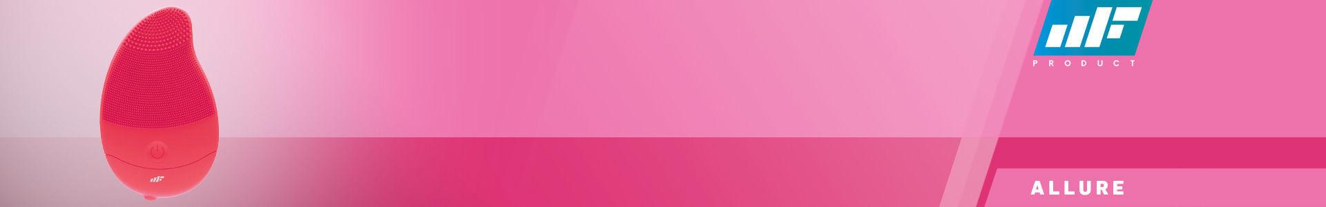 MF Product Allure 0520 Yüz Temizleme ve Masaj Cihazı Kırmızı, en iyi fiyata stokta!