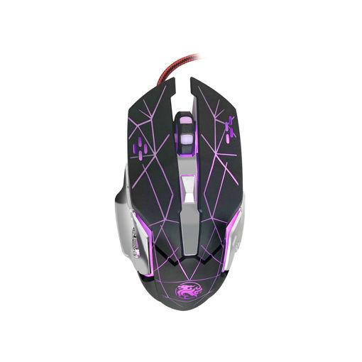 MF Product Strike 0610 Rgb Kablolu Gaming Mouse Siyah resmi