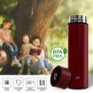 MF Product Fit N Joy 0545 Led Göstergeli Smart Termos Kırmızı resmi