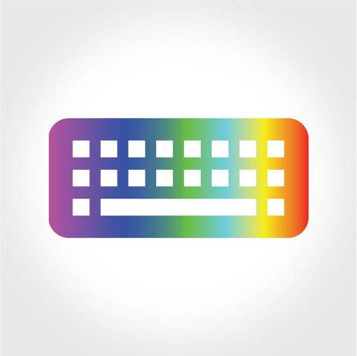 Rainbow Işık Efekti