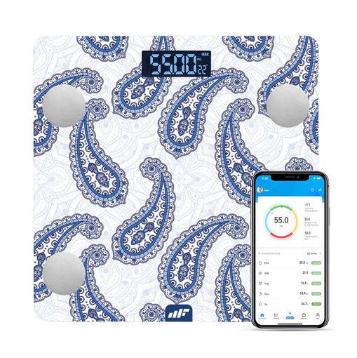 MF Product Allure 0532 Vücut Analizli Akıllı Tartı Sultan resmi
