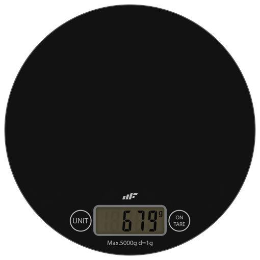 MF Product Fit N Joy 0550 Mutfak Tartısı Siyah resmi