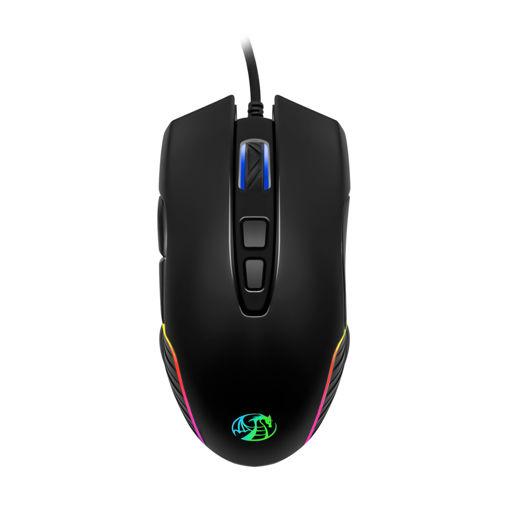 MF Product Strike 0592 Rgb Kablolu Gaming Mouse Siyah resmi