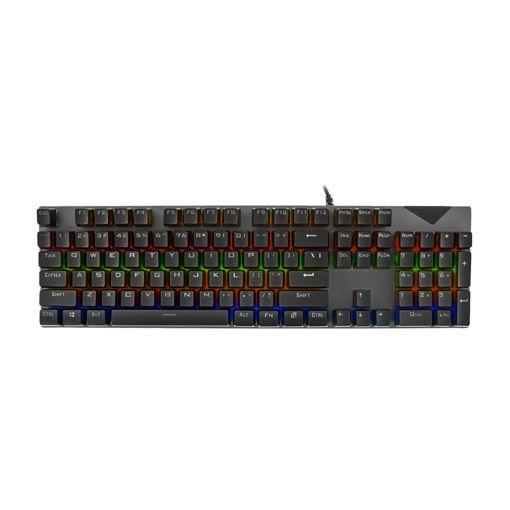 MF Product Strike 0570 Kablolu RGB Gaming  Mekanik Klavye resmi