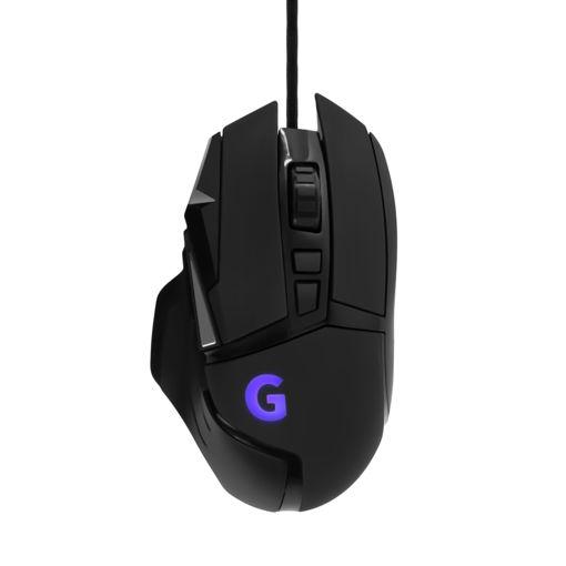MF Product Strike 0588 RGB Kablolu Gaming Mouse Siyah resmi