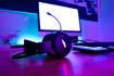MF Product Strike 0516 Kablolu Kulak Üstü Oyuncu Kulaklığı 7.1 USB Siyah resmi