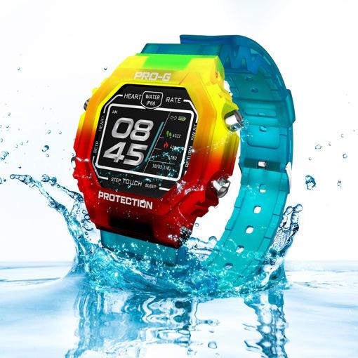 MF Product Wear Pro-G 0544 Akıllı Saat Mavi resmi