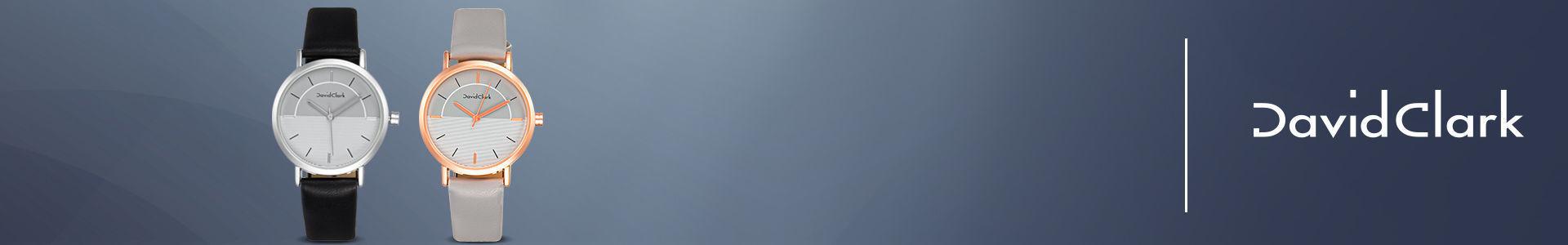 David Clark DC50115M-01 Kadın Kol Saati