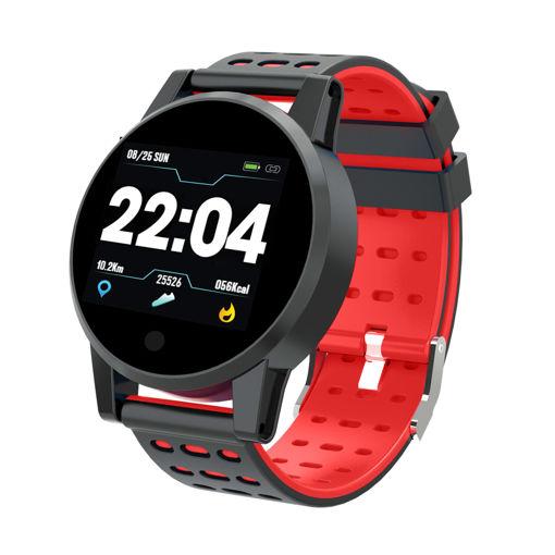 MF Product Wear 0139 Akıllı Saat Kırmızı resmi