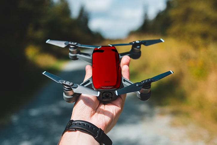 drone seçimi